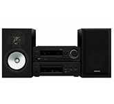 Сетевая Hi-Fi CD-мини система с Wi-Fi/AirPlay/Bluetooth: Onkyo CS-N1075  Black