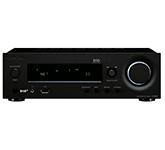 Сетевой стерео ресивер с Wi-Fi/AirPlay/Bluetooth: Onkyo R-N855 Black