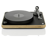 Проигрыватель виниловых дисков: Clearaudio Concept  Active (MM) Black with wood (all-in-one-system c