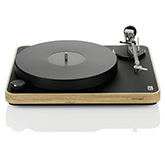 Проигрыватель виниловых дисков: Clearaudio Concept  Active (MC) Black with wood (all-in-one-system c
