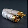 Коннекторы: Atlas RCA Plug 8.5 mm Cross Hatch Design
