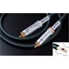 Кабель межблочный: ADL (by Furutech) Alpha Line 2, Solid Core (RCA-RCA) 1.0 m